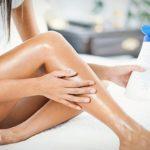 Очень сухая кожа ног чешется