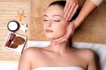 Японский омолаживающий массаж