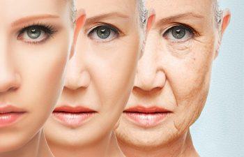 Старение кожи лица - причины и факторы